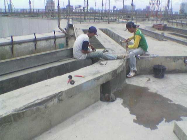 injkesi beton keropos